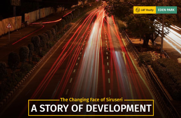 The Changing Face of Siruseri: A Story of Development