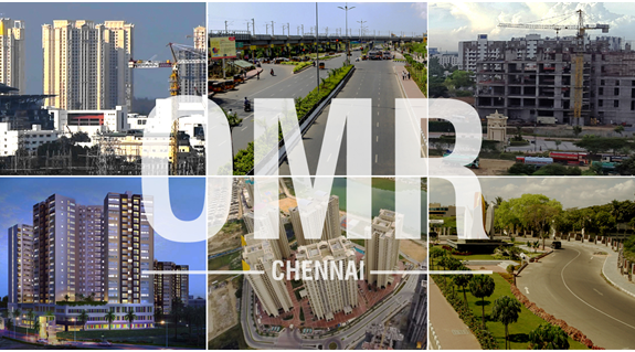 OMR Shows The Way for Chennaites